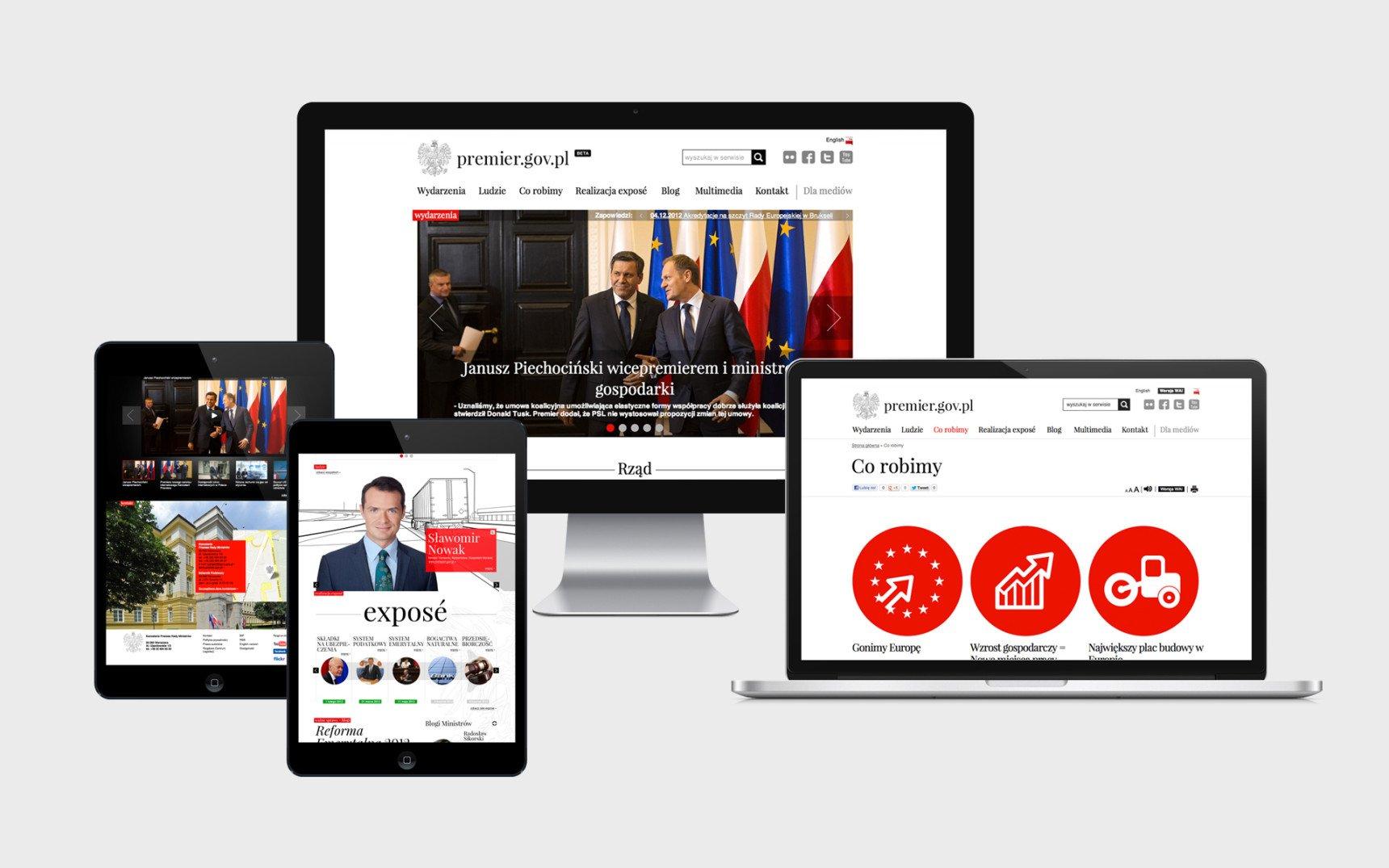 premier.gov.pl Cyfrowa rewolucja